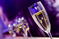Nightclub Champagne Glass Stock Images - 51507494