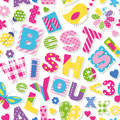Wish You All The Best Wishes Pattern Royalty Free Stock Images - 51547259