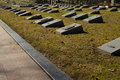 Central Cemetery. Belarus. Minsk. Tombs Of Soldiers Of Ww2. Earl Stock Image - 51548241