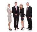 Successful Business Team Royalty Free Stock Photo - 51563075
