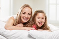 Mother And Daughter Stock Photo - 51696950