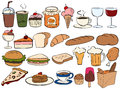 Food And Drinks Royalty Free Stock Images - 51702099