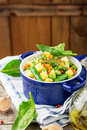 Baked Mixed Vegetable Stock Photography - 51752052