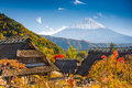 Village In Japan Royalty Free Stock Images - 51761179