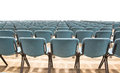 Chairs In Conference Hall Isolated Royalty Free Stock Images - 51768169