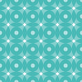 Geometric Circles Seamless Background Pattern Stock Photography - 51798692