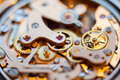 Vintage Watch Movement Close-up. Stock Photos - 51806423