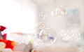 Soap Bubbles, Abstract Background Royalty Free Stock Photography - 51809437