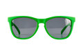 Green Sun Glasses Isolated Stock Image - 51919651