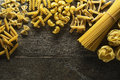 Pasta Collection Royalty Free Stock Image - 51924706