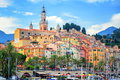 Menton, France Stock Images - 51947974