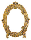 Cherub Gold Picture Frame Stock Photography - 51953192
