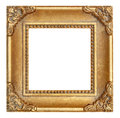 Gold Picture Frame Royalty Free Stock Photos - 51953238