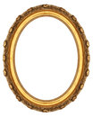 Oval Picture Frame Stock Image - 51954361