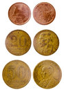 Three Different Old Brazilian Coin Stock Images - 51980604