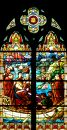 Religious Stained-glass Window Stock Photo - 523430