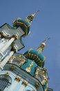 Cupola Of St. Andrew S Church Stock Image - 5208411
