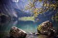 Koenigssee Royalty Free Stock Photography - 5208937