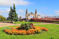 Bridge Of The Queen Louise, Sight Of The City Of Sovetsk Royalty Free Stock Images - 52045969