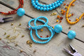 Bead Making Accessories Stock Images - 52069674