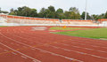 Running Track Lines Stock Image - 52077971