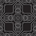Vector Seamless Pattern Royalty Free Stock Photo - 52129895