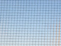 Glass With  Metal Mesh Royalty Free Stock Photo - 52159945