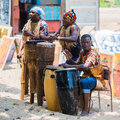 People In ANGOLA, LUANDA Stock Image - 52162751