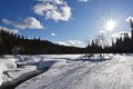 Lapland, Finland Royalty Free Stock Images - 52168639