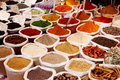 Spices At Anjuna Flea Market In Goa, India Royalty Free Stock Photography - 52177877
