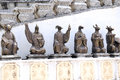 Zodiac Statues Royalty Free Stock Images - 52195009