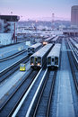 Train Station Stock Images - 5223344