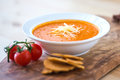 Tomato Soup Royalty Free Stock Photography - 52200667