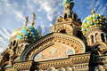 Fragment Of Cathedral Of Our Saviour On Spilled Blood, St. Petersburg Royalty Free Stock Photography - 52202117