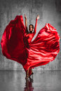 Flamenco Dancer Royalty Free Stock Photography - 52205577