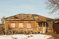 Old Farm Buildings Royalty Free Stock Photos - 52247718