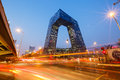 BEIJING Modern Architecture, In China Royalty Free Stock Photography - 52261397