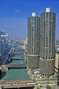 Marina Towers Apartments, Chicago, Illinois Stock Photos - 52268263