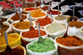 Variety Of Spices Stock Photos - 52279433