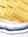 Biscuits For Tea Time! Royalty Free Stock Image - 5233866