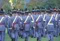 Homecoming Parade, West Point Military Academy, West Point, New York Royalty Free Stock Photos - 52304638