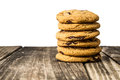 Chocolate Chip Cookies Stock Images - 52325904