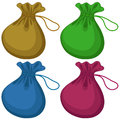 Coin Bags Royalty Free Stock Photo - 52334395