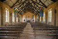 Inside The Livingstonia Mission Church Royalty Free Stock Images - 52339179