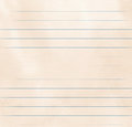 Lined Paper Texture Royalty Free Stock Photography - 52350517