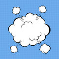Comic Cloud Royalty Free Stock Images - 52357389