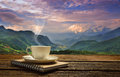 A Cup Of Coffee Stock Photos - 52364233