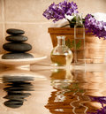 Spa Products Royalty Free Stock Image - 5242396