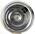 Electric Stove Burner Stock Photography - 5242492