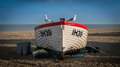 Fishing Boat With Gulls Stock Image - 52422211